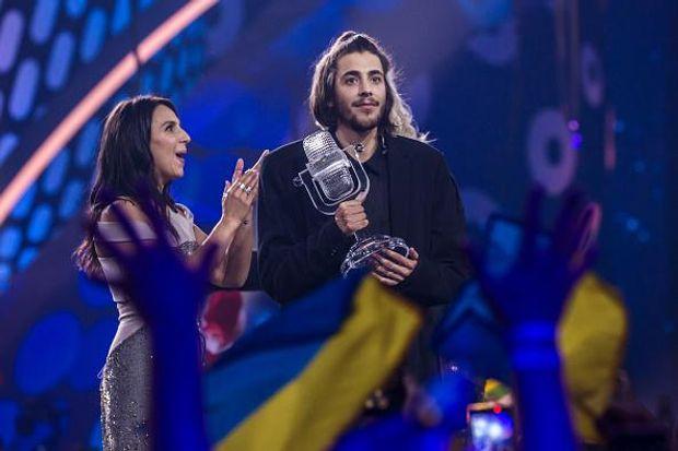 Джамала Євробачення-2017 Сальвадор Собрал