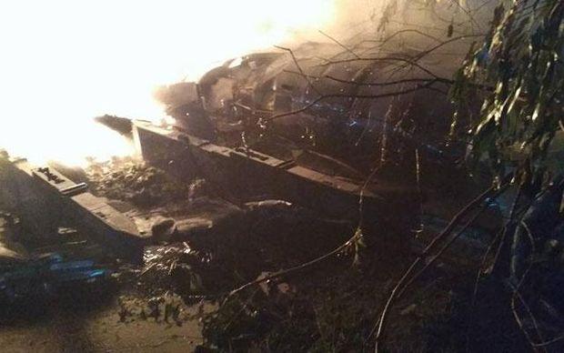 Два літаки розбилися у Бангладеш