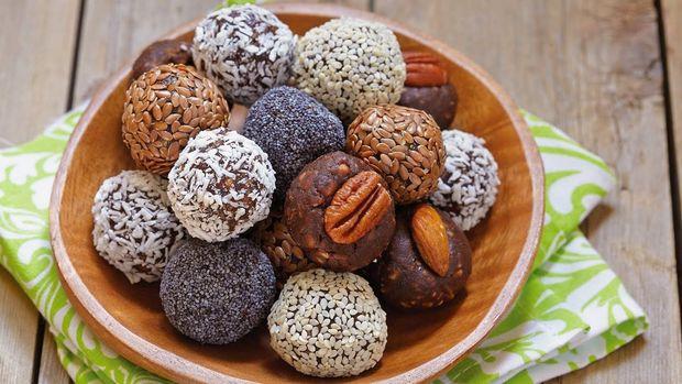 Споживайте корисні солодощі в міру