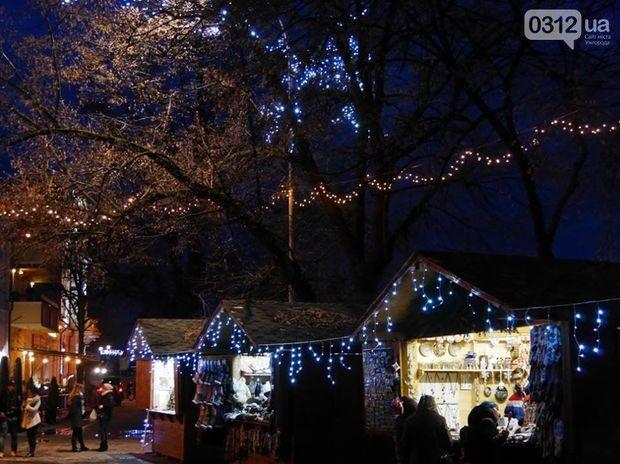 Різдво в Ужгороді