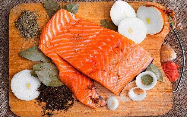 Морська жирна риба