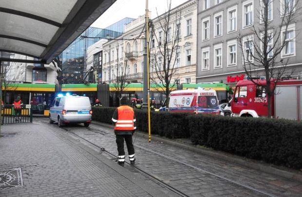 Трамвай в'їхав у меблевий магазин у Польщі