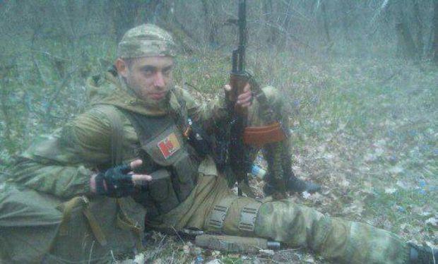 Загинув український розвідник Олександр Чегурко