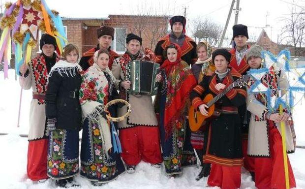 Різдво в Україні: коляда