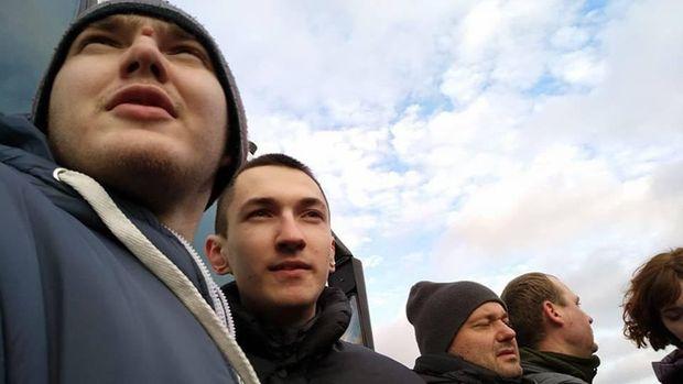 Артем Ахмеров і Владислав Овчаренко: перший подих на волі