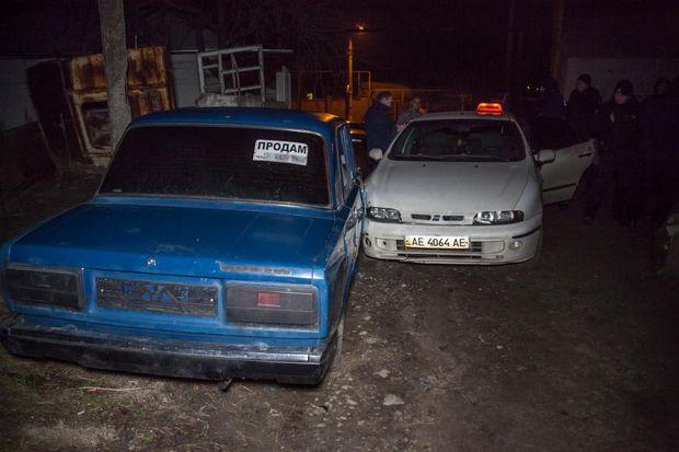 Таксі, напад, Дніпро, кримінал