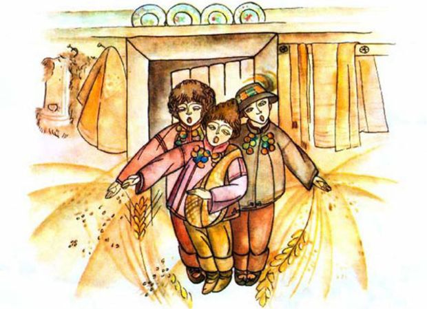 Старий Новий рік 2018 в Україні: обряд просівання