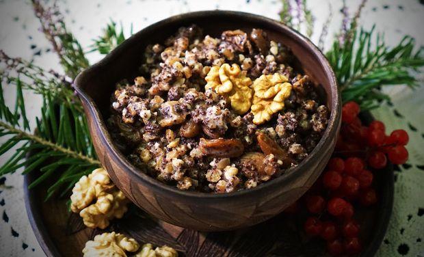 Рецепт щедрої куті на Старий Новий рік