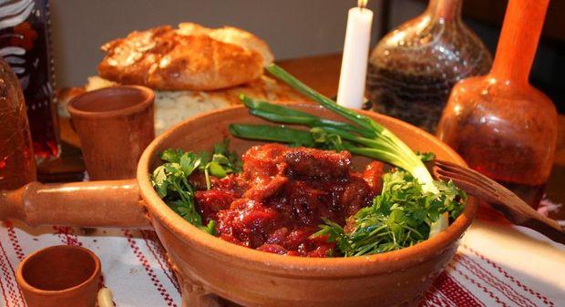 Рецепт верещаки (свинячий ребер) на Старий Новий рік