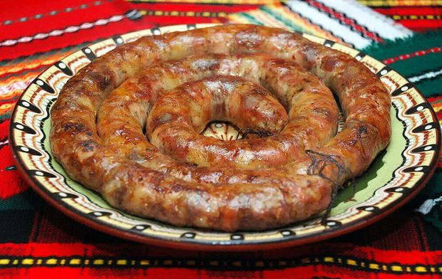 Рецепт домашньої ковбаси на Старий Новий рік