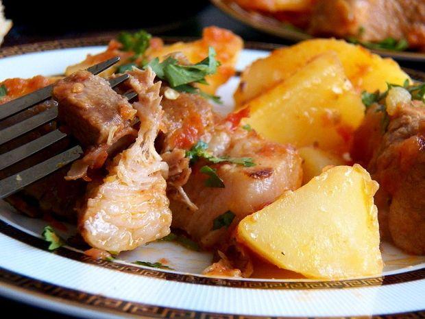 Рецепт печені зі свинини на Старий Новий рік