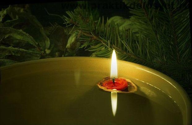Ворожіння на Старий Новий рік зі свічками