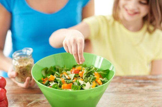 Гнучка вегетаріанська дієта допускає споживання м'яса