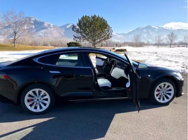 Tesla Model S стала броньованою