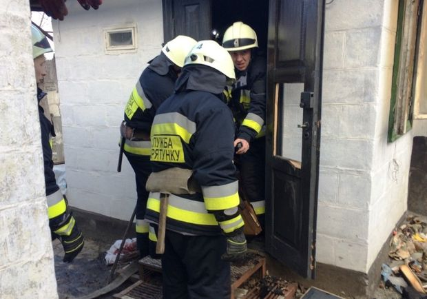 Пожежа у Дніпрі: загинула жінка