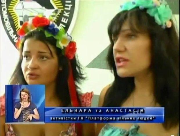 Ельнара Абієва у вінку