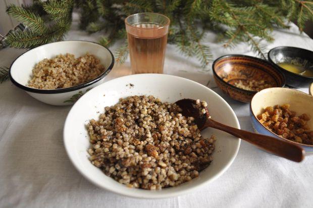 Рецепт голодної куті на Другий Святвечір