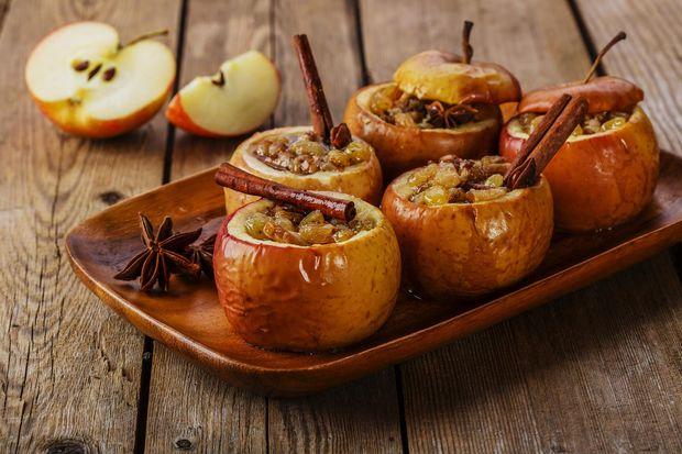 Рецепт запечених яблук на Другий Святвечір