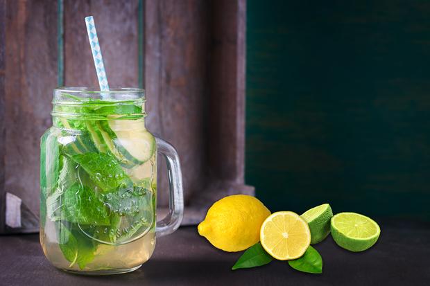 Напій для схуднення – вода Сассі