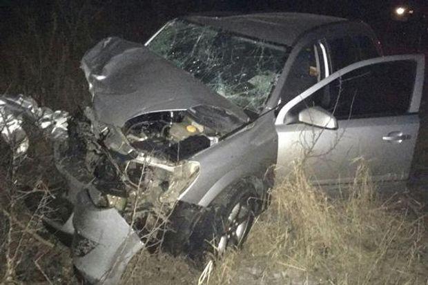 Потужна аварія на Рівненщині
