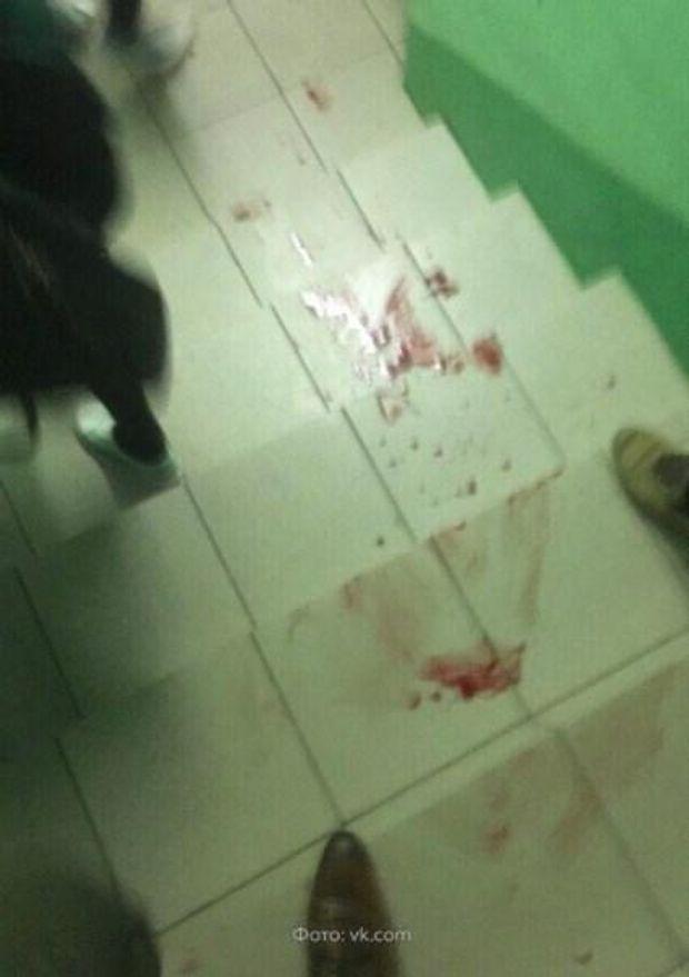 Внаслідок різанини у школі міста Пермь постраждало 9 людей