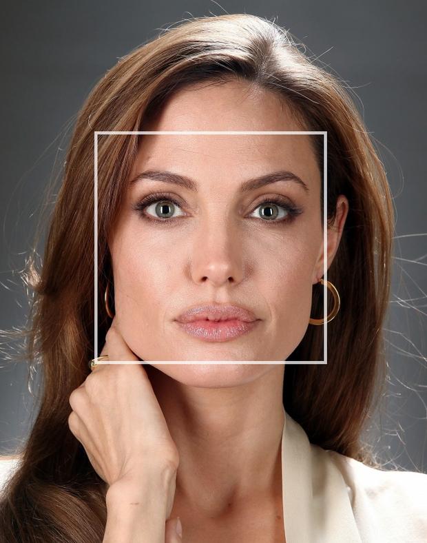 Як визначити форму обличчя – квадратна форма обличчя