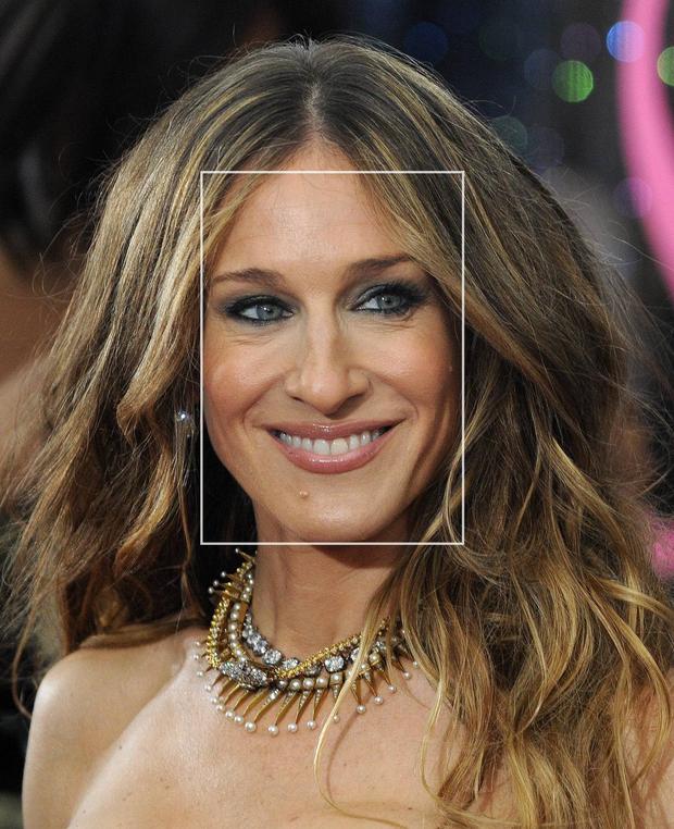 Як визначити форму обличчя – прямокутна форма