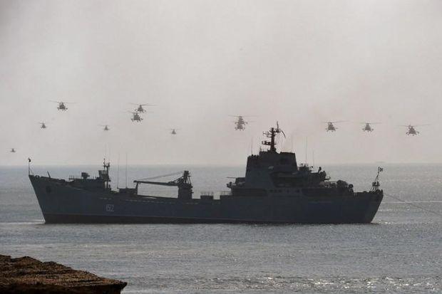 Крим кораблі