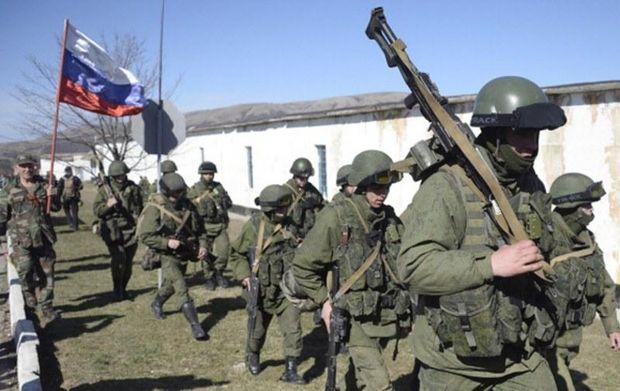 Захоплення Криму