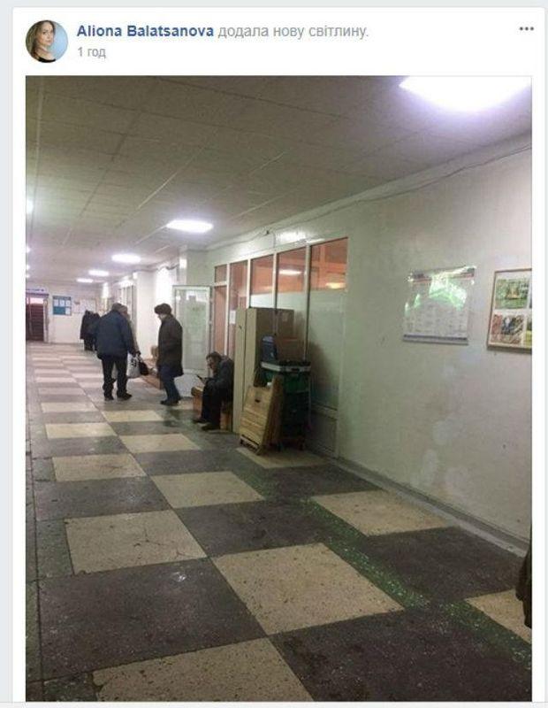 В київській лікарні торгували ковбасою