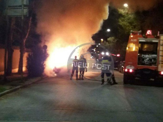У Греції напали на українське посольство