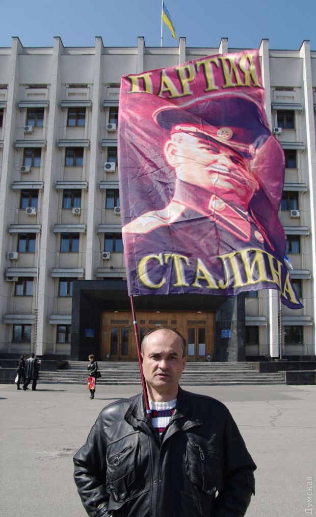 Валентин Дорошенко – відомий любитель
