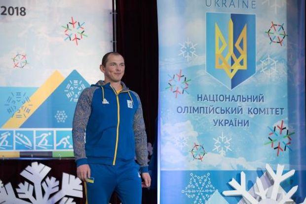 Юрій Чебан Олімпійська форма