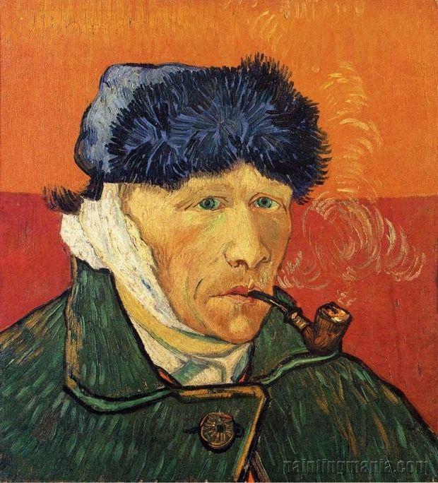 Автопортрет Ван Гога