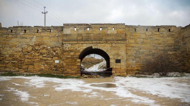 Фортеця Єнікале у Керчі