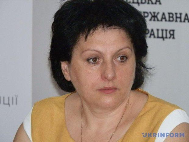 Працівниця НАЗК Тетяна Шкребко