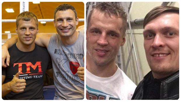Брієдіс, Кличко, Усик, бокс