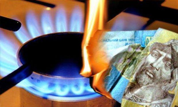Девальвация гривны повлияет на стоимость газа