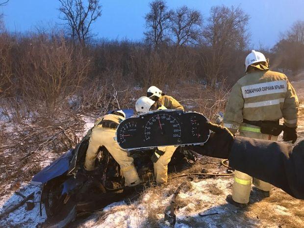 Смертельна ДТП уКриму: авто розірвало навпіл