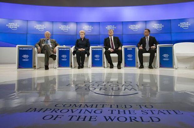 Економічний форум у Давосі