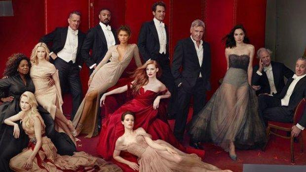 Голлівудські зірки на обкладинці Vanity Fair