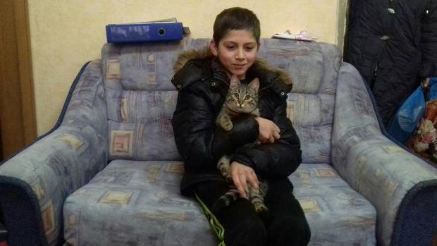Ребенок, исчезновения, кот, помощь