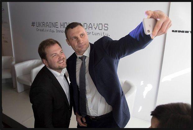Віталій Кличко закликав іноземних інвесторів долучитися до інноваційного розвитку Києва