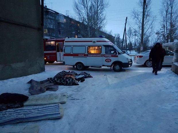 У пожежі в Росії загинуло 5 людей