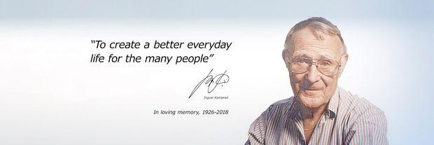 Помер засновник IKEA Інгвар Кампрад