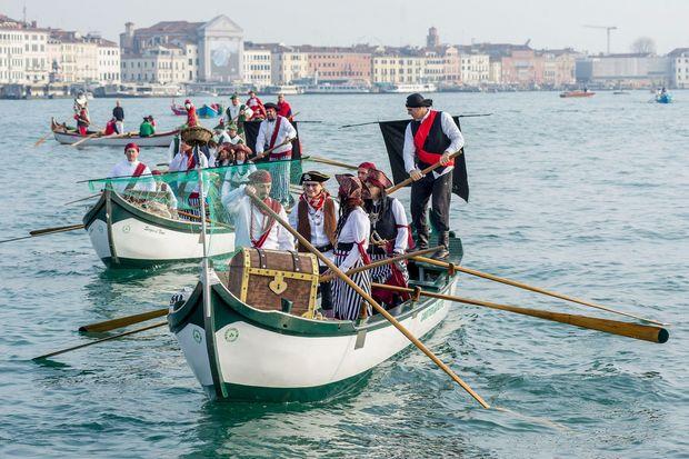 Венеціанський карнавал 2018