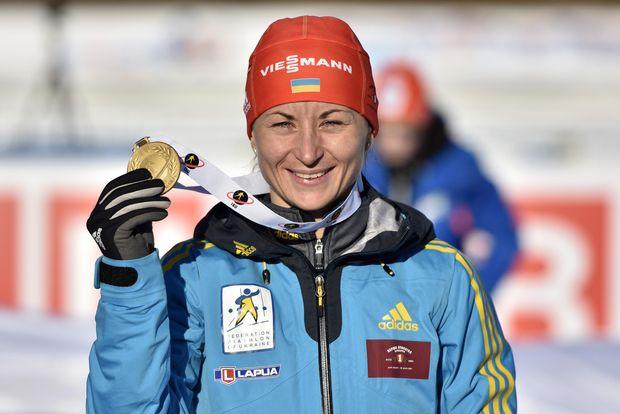 Віта Семеренко, біатлон