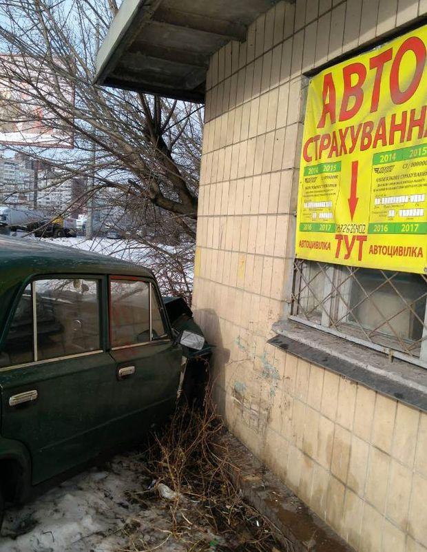 Авто, яке викрали на Київщині