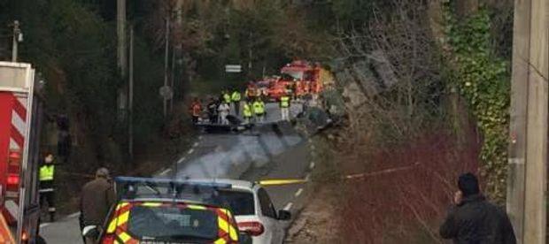аварія вертольоти Франція