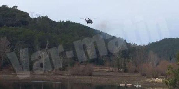 Франція вертольоти аварія